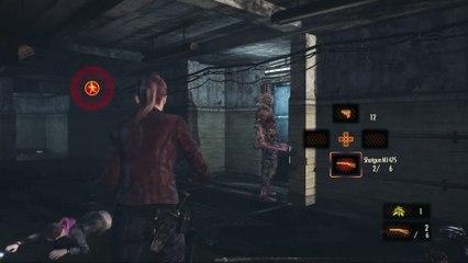 Resident Evil: Revelations 2 - Vidéo de gameplay 4 de Resident Evil : Revelations 2