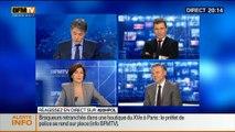 """20H Politique: Présidence de l'UMP: Nicolas Sarkozy revient dans son """"fief"""" pour sa fin de campagne - 25/11"""