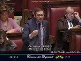 """Davide Tripiedi (M5S): """"Con il demansionamento state legalizzando il mobbing"""" - MoVimento 5 Stelle"""