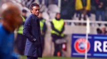 Luis Enrique delighted with Barça performance against Apoel FC