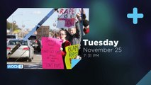 Students Walk Out, Protestors Slam High School Over Bullying of Rape Victims