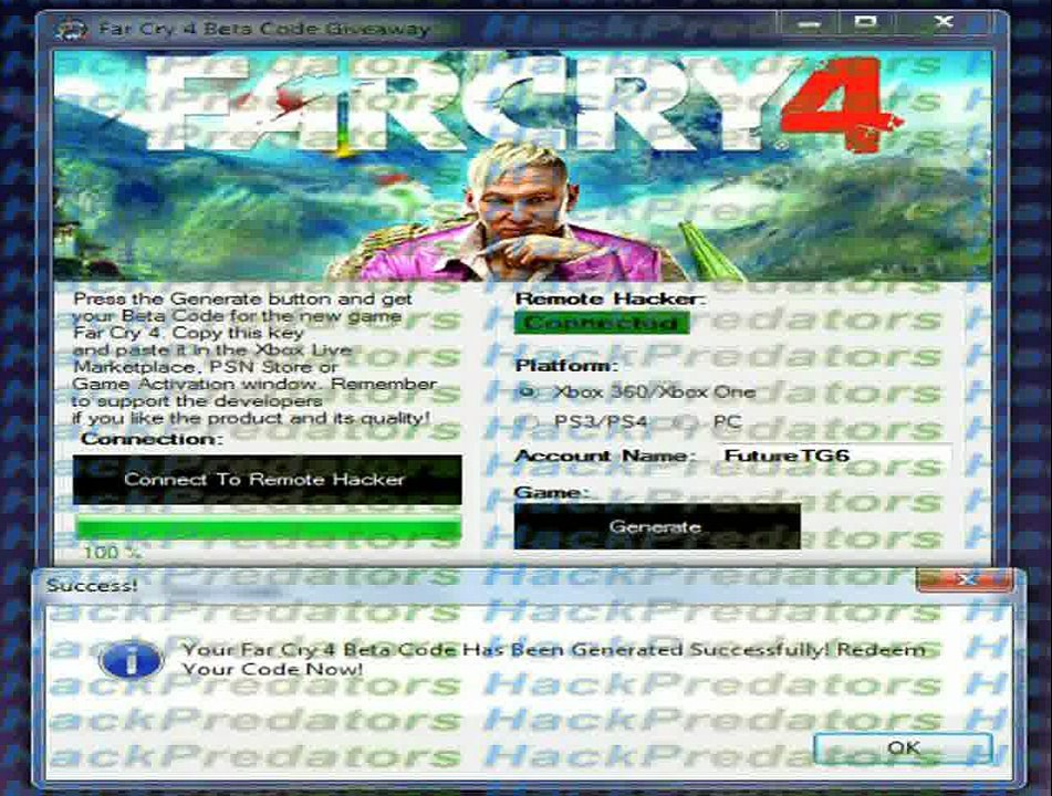 Far Cry 4 Serial Key Generator Pc Xbox Ps3 Ps4 Video Dailymotion