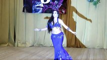 Arabic Sexy Girl In Sexy Dress Dancing