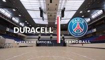 Paris Saint-Germain Handball by Duracell