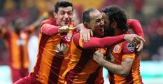 Galatasaray'dan Dünyayı Şaşırtan İstatistik
