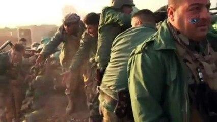 Peşmerge ve IŞİD böyle çatıştı