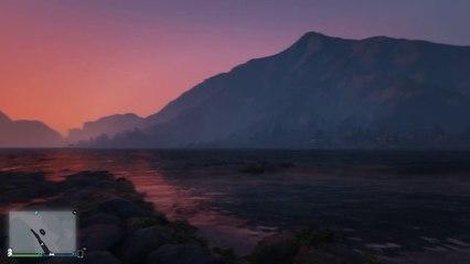 GTA V - PS4 : Une Journée À Los Santos de Grand Theft Auto V