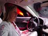 A bord du Mazda CX-3 avec Auto Plus