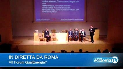 """III Sessione - """"La rivoluzione energetica in atto: opportunità per le imprese"""" - 2"""