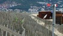 WIKHYDRO - L'érosion de la plage du lido de Sète