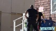 Agresser une fille devant les flics - Caméra cachée bien fun!