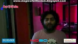 Atif And Arijit Massage to all fans Magic of Atif Aslam