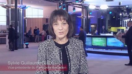 Message de soutien de Sylvie GUILLAUME à l'Assemblée Générale de Rainbow Rose (nov. 2014)