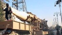 Qatar Runs Covert Desert Training Camp for Syrian Rebels
