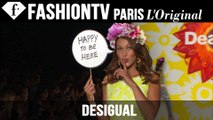 Desigual: Designer's Inspiration ft Adriana Lima | Spring/Summer 2015 Paris Fashion Week | FashionTV