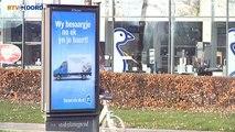 Albert Heijn hangt Friestalige posters op in Groningen - RTV Noord