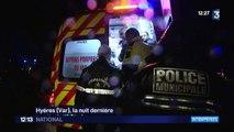 Intempéries dans le Var : Hyères isolée du reste du département