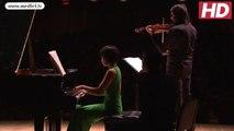 Leonidas Kavakos & Yuja Wang - Schumann, Sonata for Violin and Piano No. 2