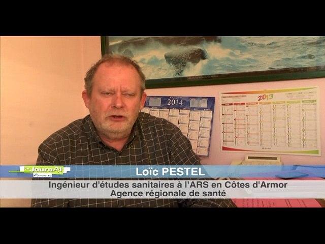 Situation dans les Côtes d'Armor fin 2013