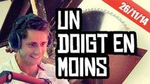 La mère de Mounir pète un câble pendant le jeu du tueur !