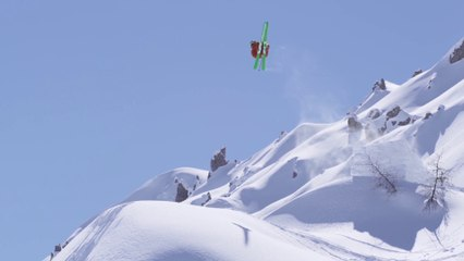 Park and Backcountry with Kevin Rolland and Xavier Bertoni 2014