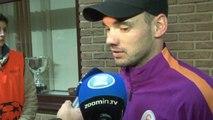Sneijder: Geen probleem met Prandelli