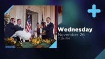 Meet the Two Lucky Turkeys Pardoned by President Barack Obama Just Before Thanksgiving