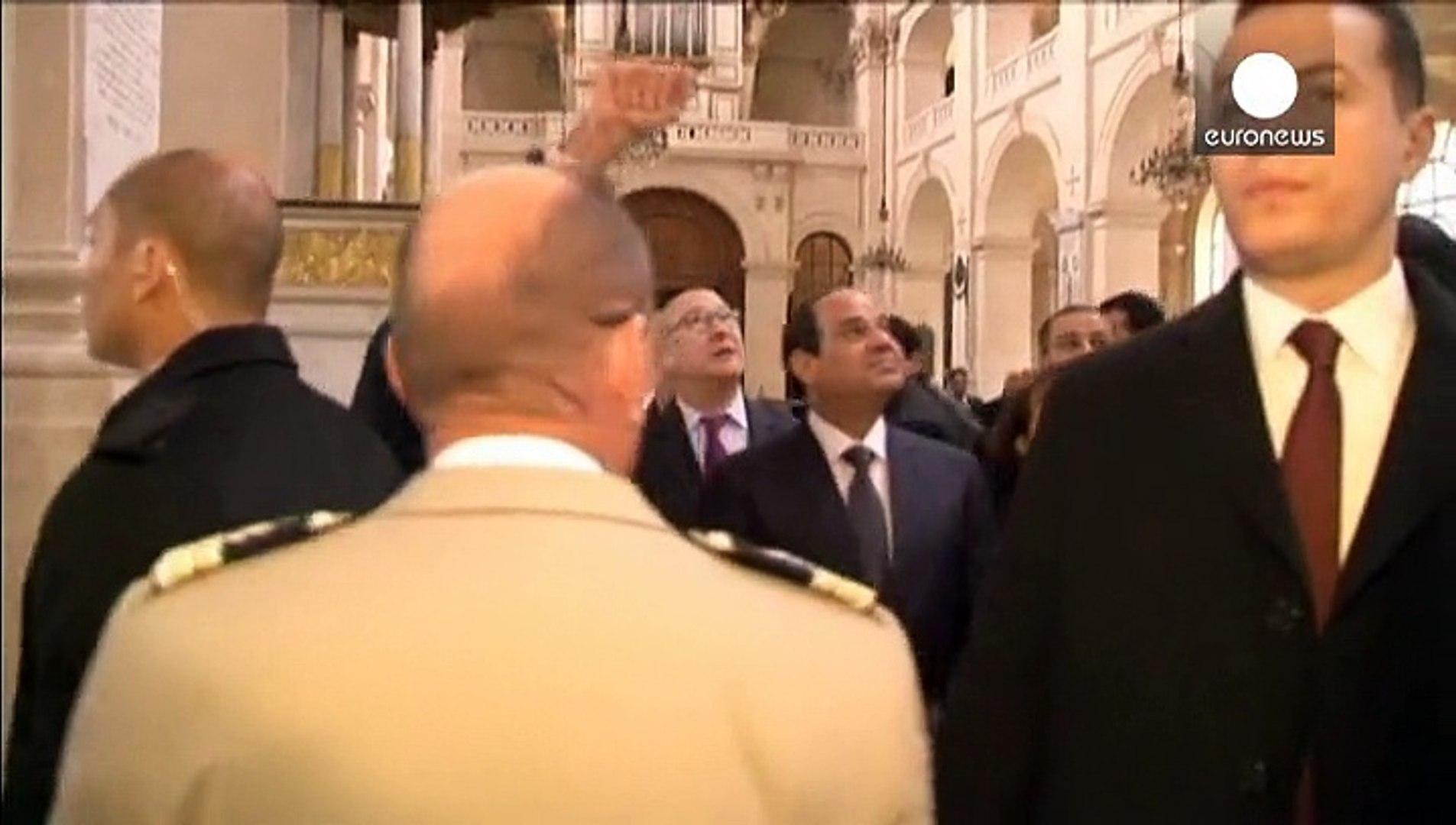 Париж заверил Каир в своей надежности как партнера и пообещал инвестиции
