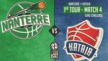 Teaser - JSF Nanterre vs Kataja Basket (02/12/14) (EuroChallenge T1-M4)
