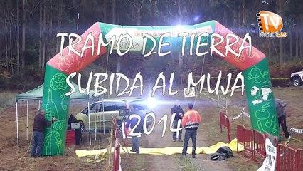 TRAMO DE TIERRA SUBIDA AL MUJA 2014