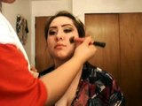 Simple Eyes/Berry Lip | Makeup Tutorial