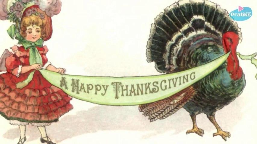 3 minutes pour tout savoir sur ThanksGiving ou Turkey day