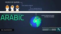 The Honour of Arabic - Quran Gems - NAK Illustrated