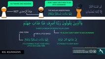Allah's Beloved Servants - Quran Gems - NAK Illustrated