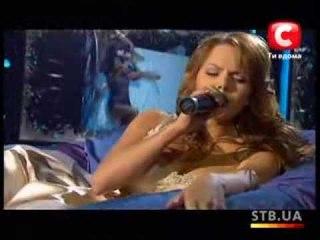 Мария Рак « It must have been love» «Х-фактор» Пятый прямой эфир