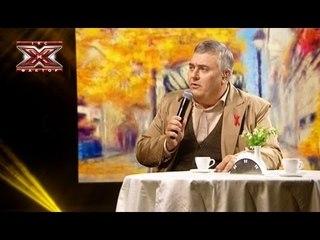 Яков Головко - Salut - Joe Dassin - Шестой прямой эфир - Х-Фактор 3 - 01.12.2012