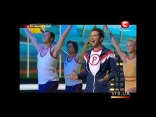 Виктор Романченко «Girl» «Хфактор 2» Восьмой прямой эфир