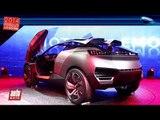 Peugeot Quartz concept - En direct du Mondial de l'Auto avec auto-moto.com