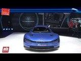 Volkswagen XL Sport Concept - En direct du Mondial de l'Auto avec auto-moto.com