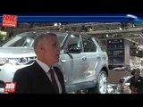 Land Rover Discovery Sport - En direct du Mondial de l'Auto avec auto-moto.com