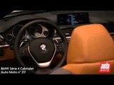 P035 BMW SERIE 4 CABRIOLET