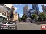 Voyage en Australie au volant d'une Audi A4