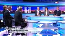 """Municipales - Marine le Pen : """"Vous venez me donner, à moi, des leçons de démocratie?"""""""