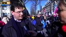 Manif pour tous : les craintes de Philippe Gosselin