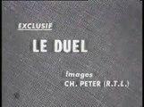 Le duel entre René Ribière et Gaston Defferre en 1967