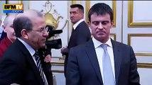 """Valls : """"Dieudonné est financé par l'Iran"""""""