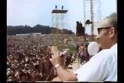 Yasgur sur Woodstock