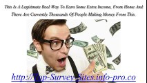 Get Paid To Take Surveys, Best Survey Sites, Get Paid To Take Surveys Online, Only Cash Surveys