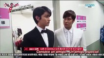 28.11.13 Showtime Backstage (EXO) - cut TVXQ - Sub. Español