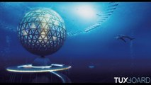 Ocean Spiral, projet fou de ville sous marine